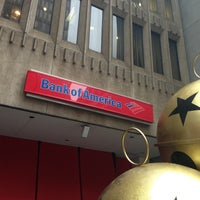 Photo taken at Bank of America by Joanna R. on 12/3/2013