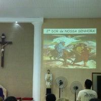 Photo taken at Capela São Pedro Julião Eymard by James A. on 3/25/2013
