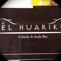 Photo taken at El Huarike by Angela M. on 3/27/2013
