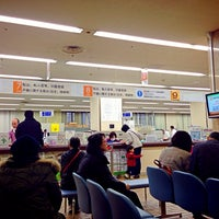 Photo taken at Nishi Ward Office by takashi m. on 12/11/2013