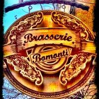 Photo taken at Brasserie Bomonti by Burak G. on 4/1/2014