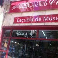 Photo taken at musicanarias by Ashok M. on 5/1/2013