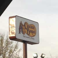 Photo taken at Cracker Barrel Old Country Store by Anthony F. on 1/8/2013