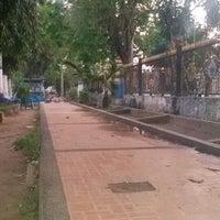 Photo taken at Alun-alun Bangkalan by Lulus A. on 6/10/2014