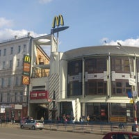 Photo taken at McDonald's by Dmitry Z. on 5/1/2013