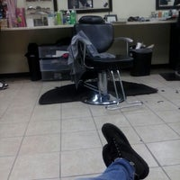 Photo taken at Swagga Back Barber Shop by FEELFRESH S. on 4/27/2013