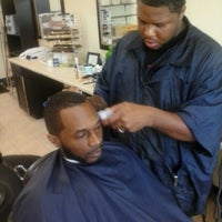 Photo taken at Swagga Back Barber Shop by FEELFRESH S. on 1/25/2013