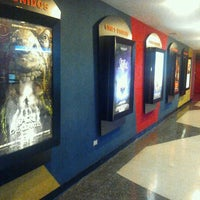 Photo taken at Cines Unidos by Waleska P. on 3/10/2013