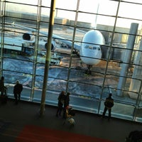 Photo taken at Terminal 2E by Ed K. on 1/16/2013