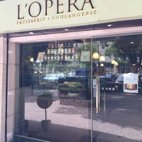 Photo taken at L'opera Patisserie by Akshar P. on 3/19/2017
