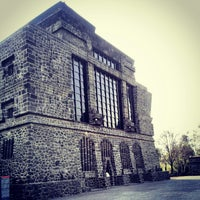 Foto tomada en Museo Diego Rivera-Anahuacalli por Fernando I. el 1/5/2013
