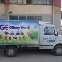 Photo taken at Güney Reklam by Çağdaş K. on 4/27/2013