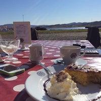 Photo taken at Restaurant Galdur -Hólmavík by Ebbe S. on 8/21/2014