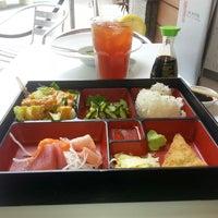 Photo taken at Zen Bistro Sushi by Joe C. on 4/6/2013