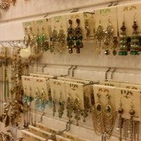 Photo taken at 1928 Jewelry & Accesories Boutique Outlet by Deborah B. on 11/21/2013