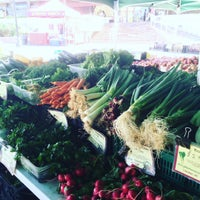 Photo taken at Journal Square Farmers' Market by King G. on 8/28/2015