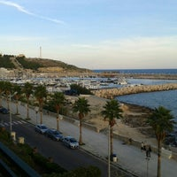 Photo taken at Porto di Leuca by Ivo V. on 10/2/2015