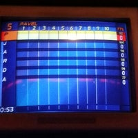 Photo taken at Zelluloos Bowling by Pavel G. on 1/5/2013