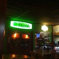 Foto tirada no(a) Kanoa Beach Bar por Flah A. em 7/8/2013