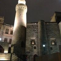 Снимок сделан в Ичери-шехер пользователем Sergey D. 11/13/2012
