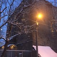 Photo taken at Улица Александра Суворова by Sergey D. on 1/21/2016