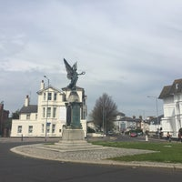 Photo taken at eastbourne war memorial by Sergey D. on 5/7/2016