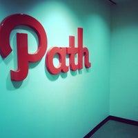 Photo taken at Path by Jarid M. on 6/5/2013