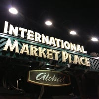 Photo taken at International Market Place by Costa B. on 1/9/2013