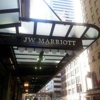 Photo taken at JW Marriott by Gina Lolita F. on 9/22/2012
