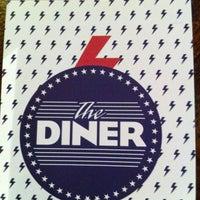 Снимок сделан в The Diner пользователем Michael K. 7/6/2013