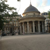 Photo prise au Parc Monceau par Zafer D. le6/30/2013