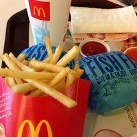Photo taken at McDonald's & McCafé by Pui S. on 5/23/2013