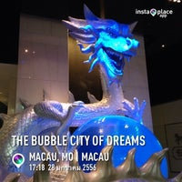 Photo taken at The Bubble City Of Dreams by Pui S. on 1/28/2013