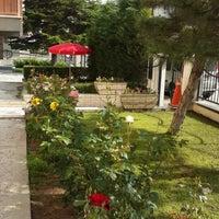 Photo taken at Özel Ardıçlar Y.Ö. Öğrenci Yurtları by Hasan A. on 5/31/2014