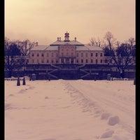 Снимок сделан в Дворцово-парковый ансамбль «Ораниенбаум» пользователем Jane K. 2/20/2013
