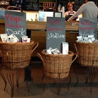 Photo taken at Starbucks by Roman I. on 3/23/2014