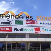 Photo taken at Menderes Store by Nazan Y. on 6/8/2013