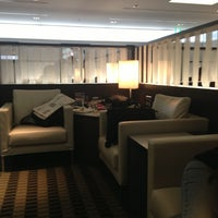 Photo taken at ANA LOUNGE - Satellite 4, Terminal 1 by Cristian L. on 2/11/2013