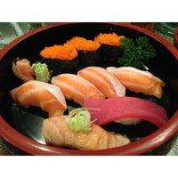 Photo taken at Ai Sushi by Fern J. on 2/22/2013
