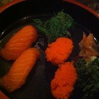 Photo taken at Ai Sushi by Fern J. on 10/3/2012