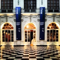 Photo taken at Museo de Arte de Lima - MALI by Orlando Z. on 8/25/2013