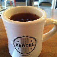 Photo taken at Cartel Coffee Lab by Bill K. on 1/8/2013