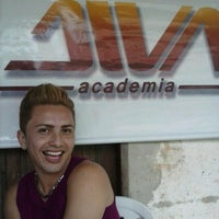 Photo taken at Diva Academia - Fight & Fitness by Bruno L. on 1/6/2013