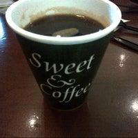 Photo taken at Sweet & Coffee by Daniela A. on 10/13/2012