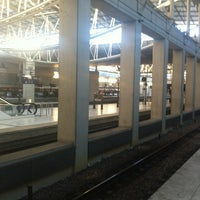 Photo taken at Aéroport Charles de Gaulle TGV Railway Station by Роман Анатольевич Б. on 3/14/2013