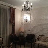 Photo taken at Традиция / Tradition Hotel by Роман Анатольевич Б. on 1/25/2013