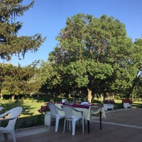 Photo taken at Ankara Şeker Fabrikası Alakart Restoran by Tarık D. on 7/11/2017