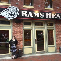Photo taken at Rams Head Live by Bryan C. on 6/7/2013