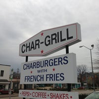 Photo taken at Char-Grill by David J. on 3/23/2013