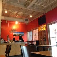 Photo taken at Café Helios by David J. on 4/30/2013
